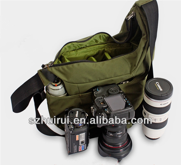 new style with a inner tank bag camera bag manufacturer