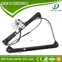 Power Window Regulator FR without Motor For BMW X5 E53 51338254912