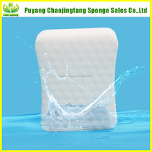 Beautiful shape polyurethane foam sponge melamine thailand melamine dinnerware wholesale magic eraser, melamine sponge