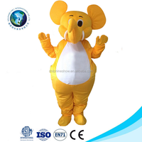 New adult mascot costume fancy dress realistic latex animal costumes