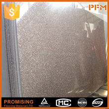domestic natural A quality ice brown granite slab
