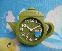 Economic best selling simple fashion high fashion home furnishing kettle quartz double be alarm clocks