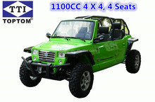 1100cc 4X4 4 seats mini jeep suv xuv utv
