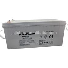12v 200ah Deep cycle battery/storage/maintenance free/sealed/VRLA/GEL/ lead acid battery