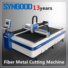 Tube and Square Tube Metal Laser Cutting Machine 0.5-16mm thickness Open design 1500*3000mm