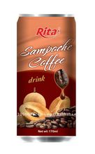 Fruit Mixed Coffee