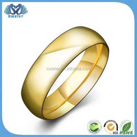 Crystal Jewelry Gold Ring Settings Without Stones