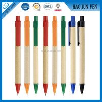 User-Friendly Recycle Paper Pen Eco Pen