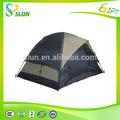 Impermeable doble viaje camping carpa al aire libre