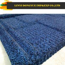 sand coated metal roofing tile plastic roofing material nigeria high quality stone chip coated roofing tiles