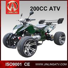 JLA-13A-08 new 200cc china atv quad 4x4 diesel