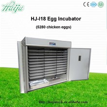 labor and money saving widely used electrical automatic egg incubator for sale