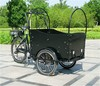 36V export cheap china 3 wheel electric cargo bike made in China for sale