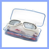 Mens Swiming Goggles Adult Anti Fog UV Swim Glasses