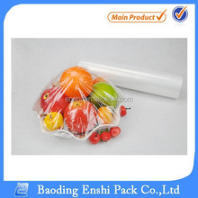 Perforation PE cling film for keeping food fresh