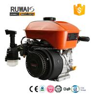 6 HP OHV horizontal shaft gasoline engine Tiller gasoline engine