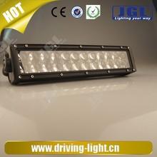 High Power 500w 12v curved cree 4x4 led light bar 52 inch led light bars for SUV ATV TRUCKS