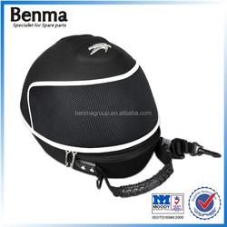 Classical motor helmet bag