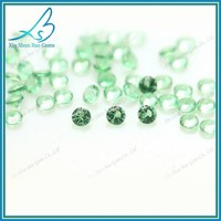 Hot Sale Product 0.8mm light green nano stones for jewelery