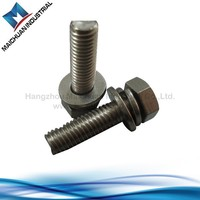 factory direct Non-standard Fasteners made in China High quality hot forging automotive black nuts and bolts