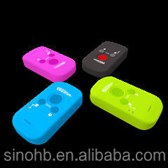 Mini gps tracker for children, mini personal gps tracker with Two way communication