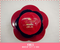 KMES private brand cosmetic, small miss rose makeup kit C-990