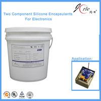 Durable silicone spray
