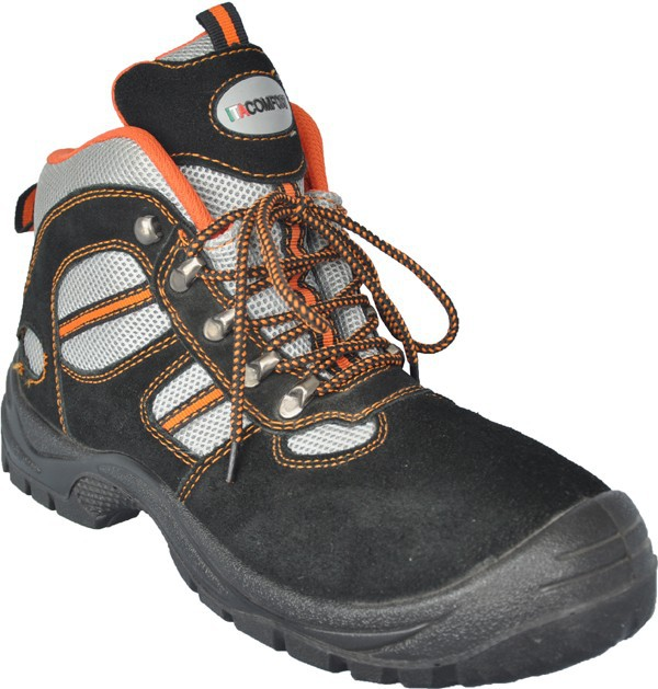 Safety Step Shoes Plastic Toe Safety Step Shoes