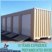 Container House-Used containers transformation