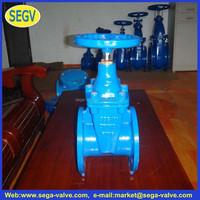 Factory Price Soft Sealing Stem Gate Valve, Rising stem gate valve, Non rising stem gate valve