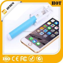 Foldable High Quality New Design Extendable Portable Best Selfie Sticks
