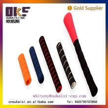Custom design silicone hand ring grip made in Haining Colorful Silicon Hand Grip
