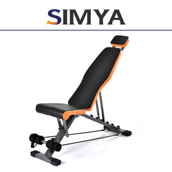 COMMERCIAL ADJUSTABLE AB CRUNCH BENCH