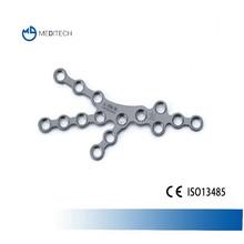 Titanium Orthopedic Calcaneal Locking Plate, Surgical Implants
