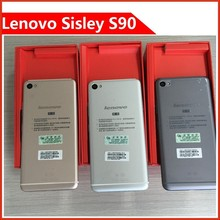 "Original Lenovo Sisley S90 Cell Phones Qualcomm Quad Core 5"" 1280x720 Android 4.4.4 13MP Camera 2GB RAM 4G LTE Hot Sale"