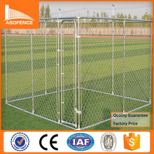 Heavy duty galvanized metal Dog kennels / cheap chain link Dog kennels for sale