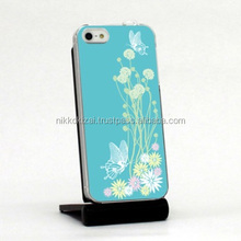 Mobile Display iPhone 5c Case for Excellent quality with good price High precision Two-coloured molded article Made in Japan