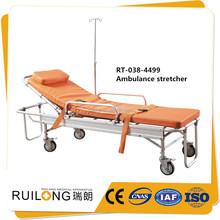 Sell Well High Quality Aluminum Alloy Hospital Ambulance Trolley