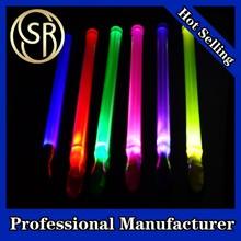 Hot sale led stick multicolor led glow sticks concert custom led light stick