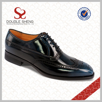 Leather perfect shiny apparel party men shoes