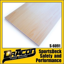 8mm Professional PVC Basketball Sports Flooring
