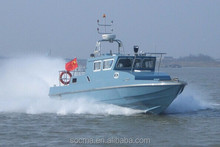 18m high speed patrol boat military patrol boat