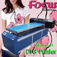 High quality A1 size DTG printer, direct to garment printer, t shirt printing machine with reasonable price