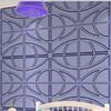 3d effect wallpaper various pattern for bathroom