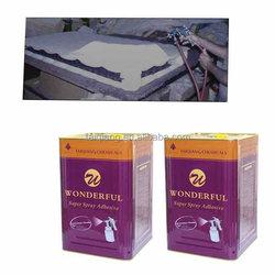 spray adhesive for foam