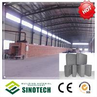 China High Quality Foam Glass Production Line