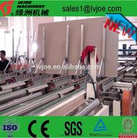 2-30million sqm gypsum board machine/ plasterboard machine/ paper covered gypsum board production line