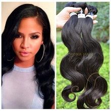 Directly from factory best quality in mona hair indian virgin remy hair
