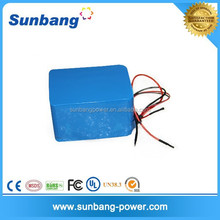 deep cycle rechargeable battery packs 24v 5ah for battery powered air purifier