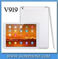 Onda V919 3G Air Dual Boot Tablet PC 9.7Inch 2GB RAM 32GB/64GB ROM Windows8.1+Android4.4 Intel Z3736F 64Bit Quad Core 2048*1536
